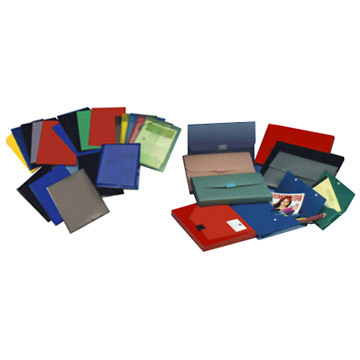 DOCUMENT CASES, SYSTEM BOXES, PEN OR PENCIL CASES & ACTION CASES