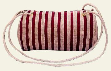 Sleek hand bag