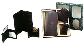 Black Wallet, Keyholder Set
