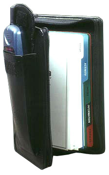 Organiser Cum Mobile Phone Holder
