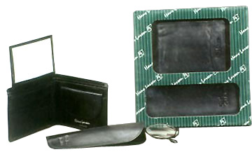 Wallet set & Eye Glass Case