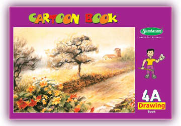 Cartoon Book