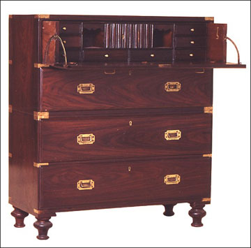 Secretaire Chest of Drawers
