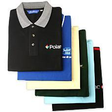 Promotional Cotton T-Shirts With Collars