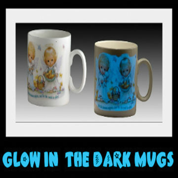 GLOW IN THE DARK MUGS