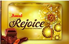 REJOICE CHOCOLATE