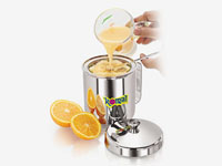 OIL AND JUICE STRAINER