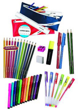 school stationery, stationery products, school supplies, manufacturers, suppliers, exporters, indian