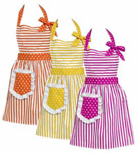 aprons, aprons manufacturers, suppliers, exporters, india, indian