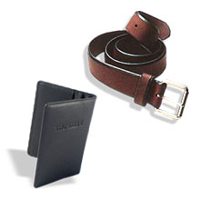 leather accessory, leather travel accessory, fine leather goods, leather belts, manufacturers, suppliers, exporters, indian
