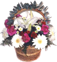 flower hampers, gift baskets, flower bouquets, flower arrangements, manufacturers, suppliers, exporters, indian
